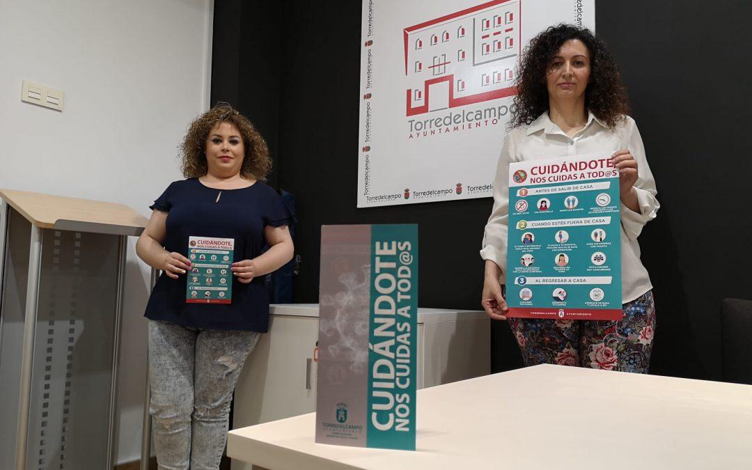 """El Ayuntamiento lanza """"Cuidándote nos cuidas a tod@s"""", la campaña informativa contra el COVID-19"""
