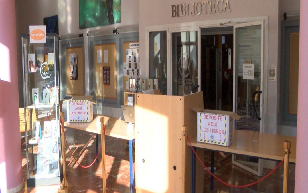 El próximo 27 de mayo reabrirá la BIblioteca Municipal