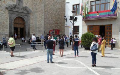 Torredelcampo se suma a los 10 días de luto oficial decretados por el Gobierno de España