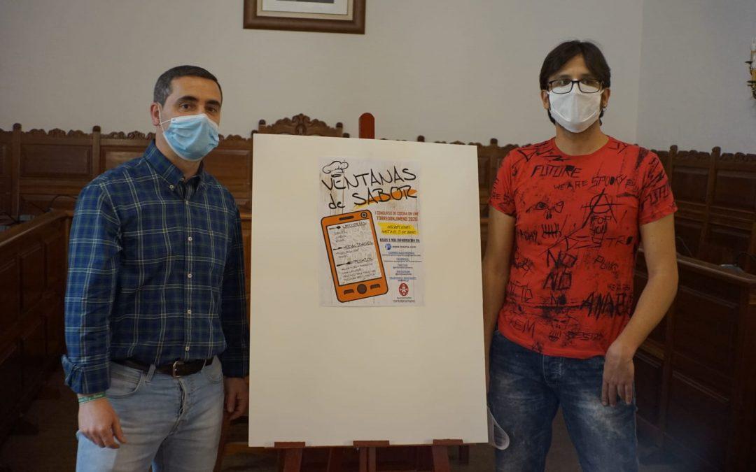 """El Ayuntamiento promueve un """"Concurso de cocina online"""" con obsequios para todos los participantes"""