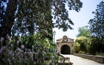 """La ermita de los Santos, también inicia su particular """"desescalada"""""""