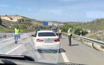 Confinamiento perimetral para 50 municipios de Jaén