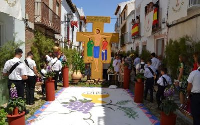 El Corpus de Villardompardo, camino de ser Bien de Interés Cultural
