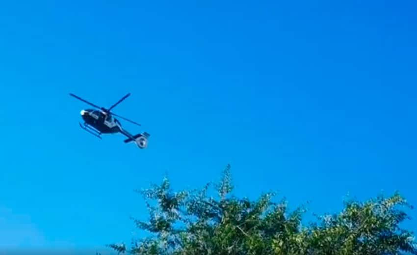 Un amplio dispositivo sigue buscando por tierra y aire a un vecino de Arjona