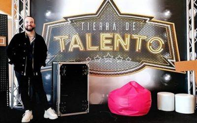 """Juanfra Anguita vuelve este sábado a """"Tierra de Talento"""""""