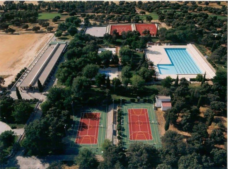 Las instalaciones de La Garza se abren con la llegada de la fase II al deporte amateur