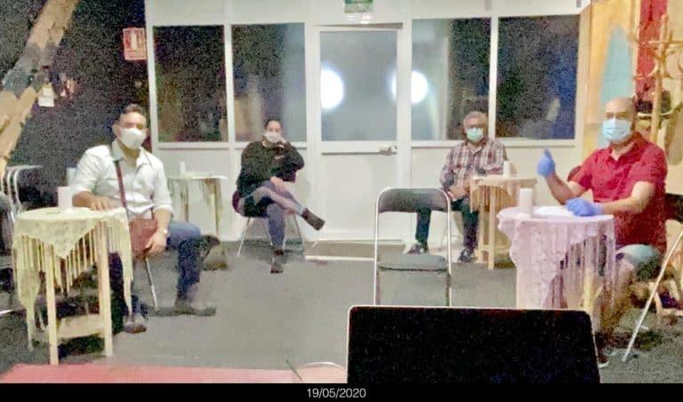 El teatro amateur de la provincia de Jaén aprovecha la pandemia para estructurarse