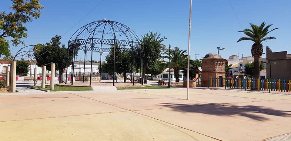 El Paseo de Colón y el jardín municipal se quedan sin ayudas de la Junta