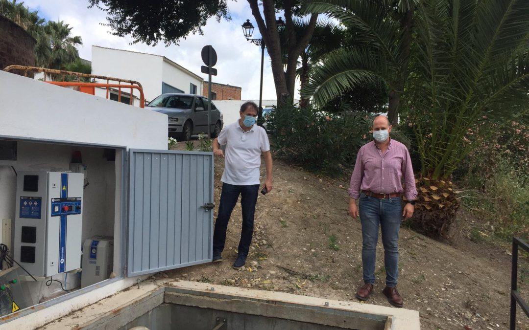 220.000 euros para mejorar el saneamiento de Villanueva de la Reina