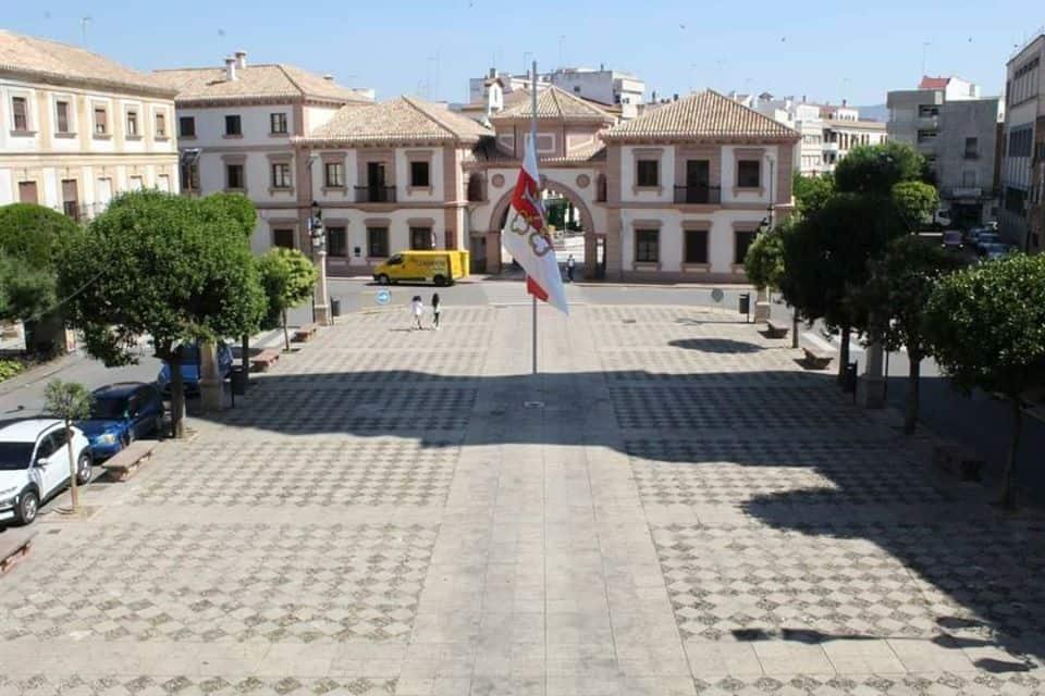 El Ayuntamiento de Andújar moviliza 1,7 millones de euros para atender la crisis  sanitaria y reactivar la economía