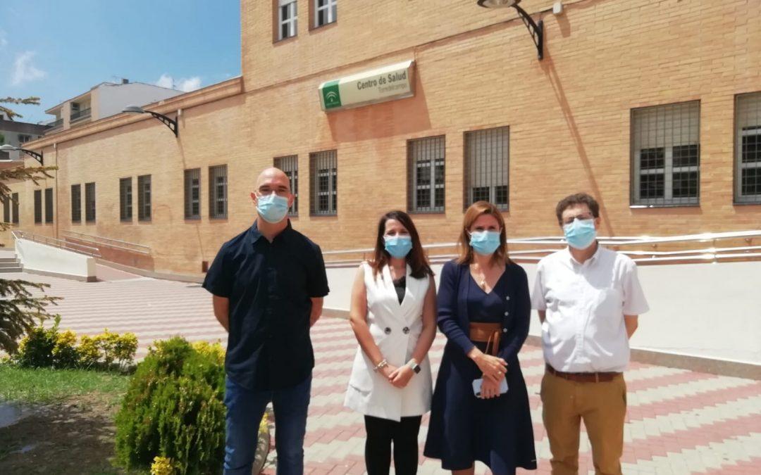 Salud presenta en Torredelcampo el plan para proteger a 1.200 pacientes del calor