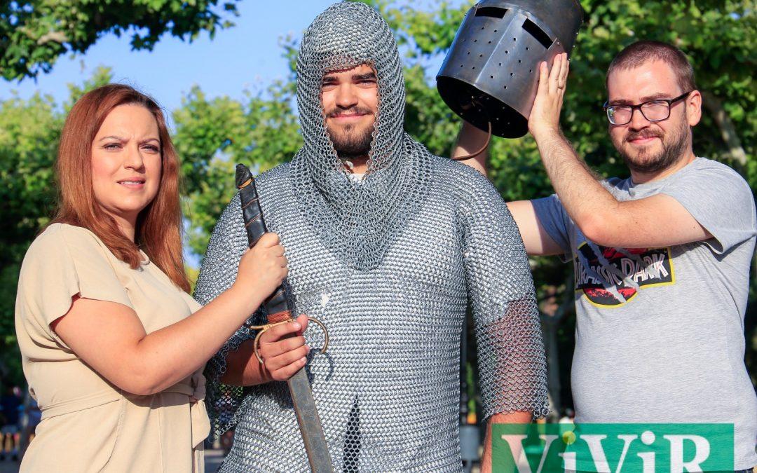 La Edad Media regresa al castillo de Alcaudete