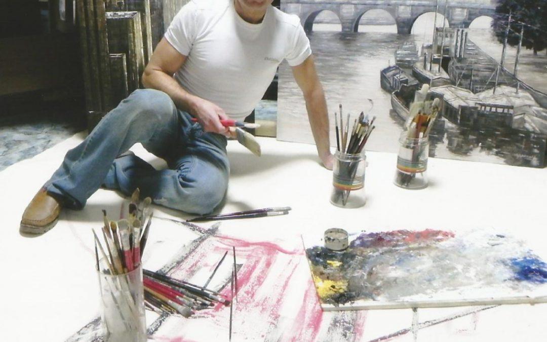 José Domínguez,artista invitado en el CambassMuseumNY