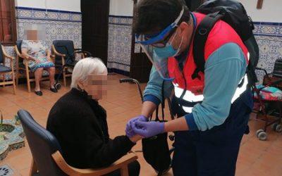 Nuevas normas en Andalucía para visitas en las residencias de ancianos por los rebrotes