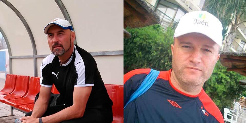 Los marteños Amador Villar y Francisco Lara serán los místers del Martos CD la próxima temporada
