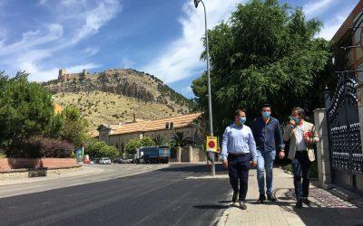 Inversión de 3 millones de euros para la conservación de calles y el mantenimiento urbano de Jaén