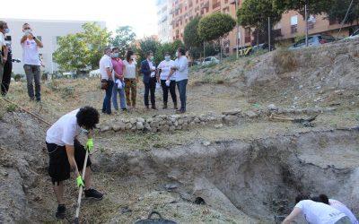 El Ayuntamiento impulsa la excavación arqueológica en Marroquíes Bajos