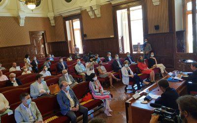 Las organizaciones agrarias ven con buenos ojos el anuncio del ministro de Agricultura en el Consejo Provincial del Aceite de Oliva