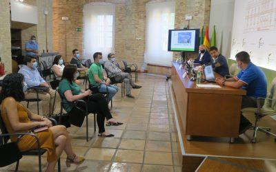 El vertedero ubicado en la planta Jaén-Sierra Sur se ampliará con un nuevo vaso con una vida útil de 13 años