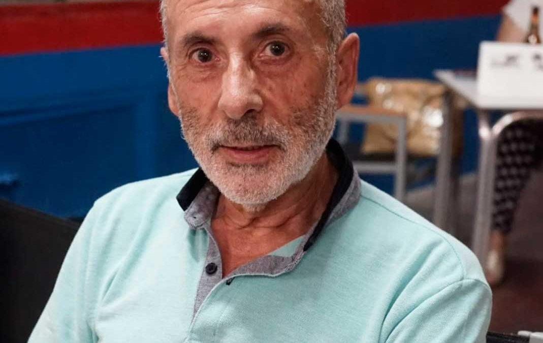 Premio para las letras flamencas del torrecampeño José Alcántara en San Fernando