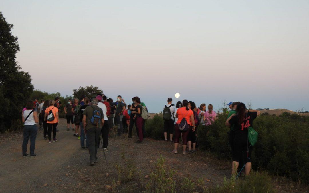 La Aquisgrana ya prepara la próxima ruta ecoturística tras el éxito de la del 4 de julio