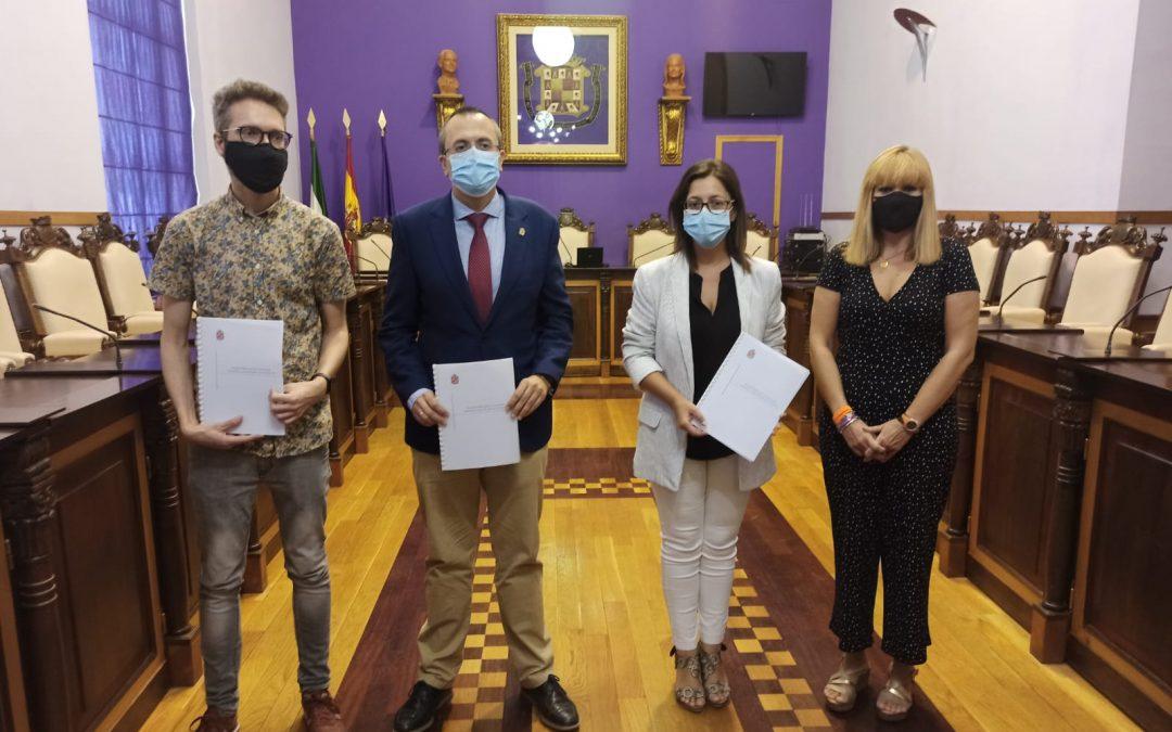 PSOE, Ciudadanos, PP y Adelante Jaén se unen en un documento de 88 medidas para reactivar la ciudad tras la crisis de la Covid-19
