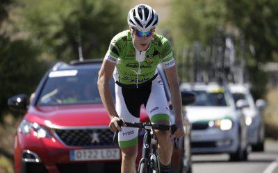 El ciclista torrecampeño Cristóbal Moral, seleccionado para el Campeonato de España