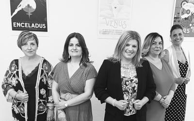 Las 'mujeres empresarias' de Jaén renuevan su junta directiva