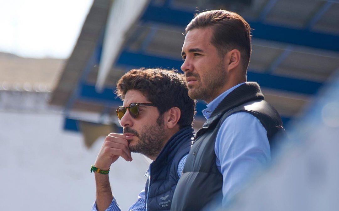 El presidente y el director deportivo del Linares Deportivo montan su propia empresa de gestión de clubes