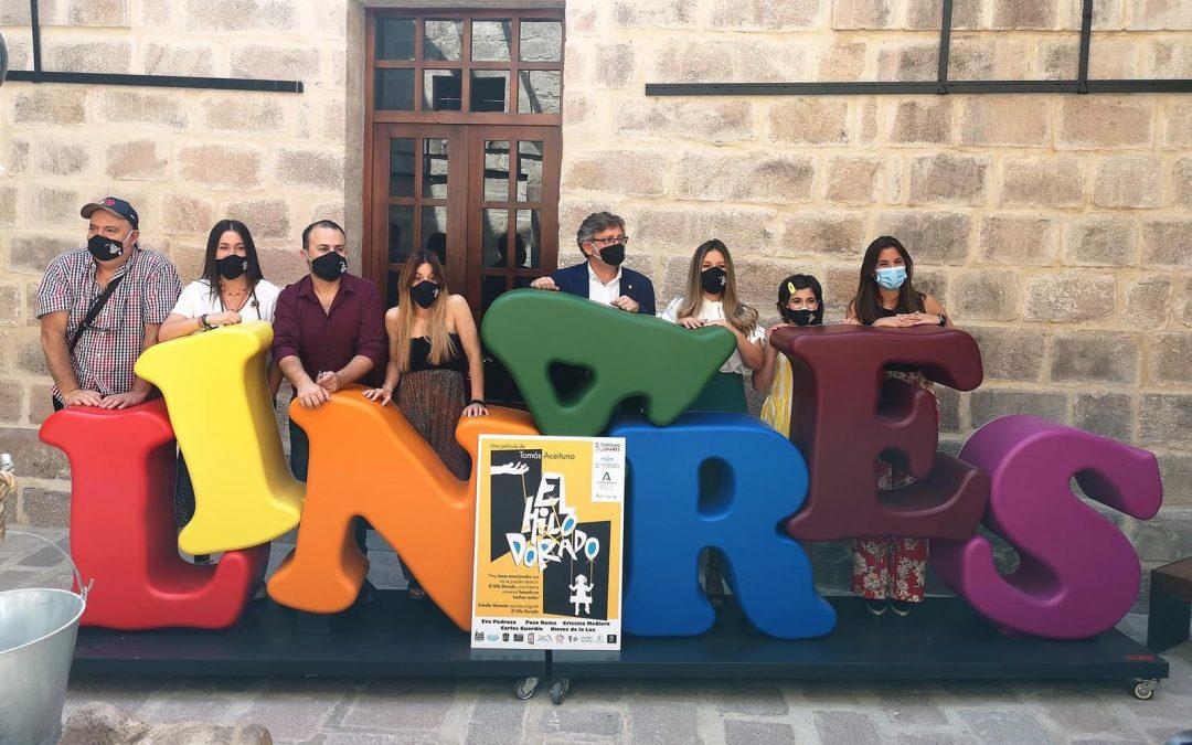 'El hilo dorado', de Antonio Aceituno, se rodará de forma íntegra en Linares