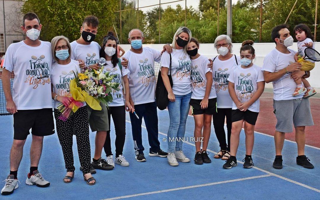 Ángel Sevilla sigue en los corazones de los deportistas de la Estación Linares-Baeza