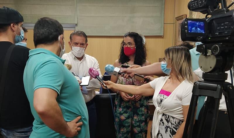 El Parlamento Andaluz abordará el ERE de Digitex a propuesta de Adelante