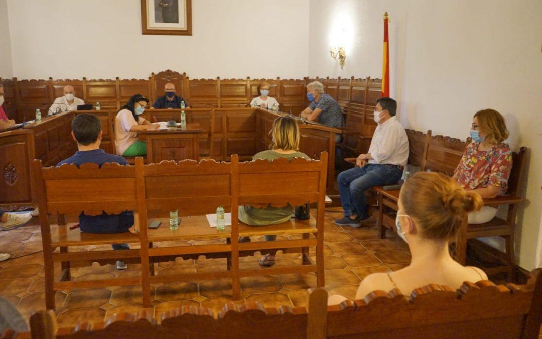 Pleno de consenso para dotar de dinero a las medidas contra el COVID 19 en Torredonjimeno