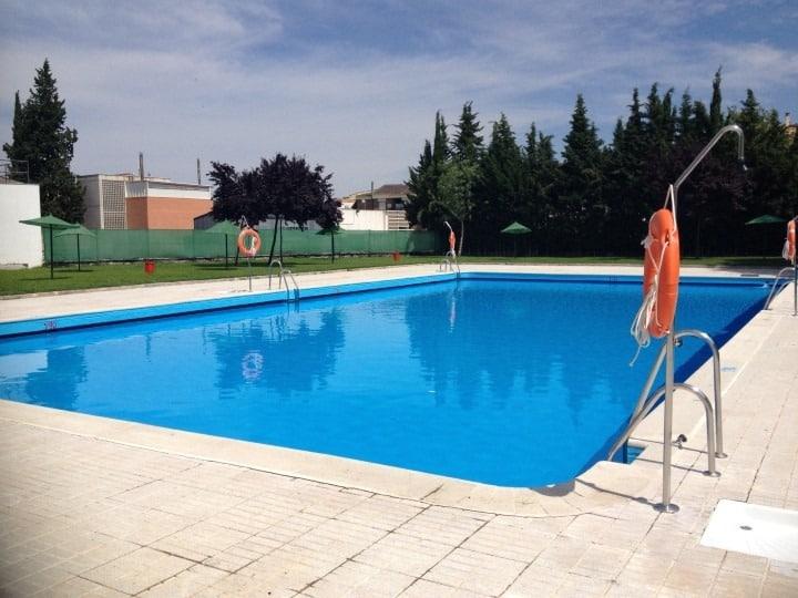 La Piscina Municipal de Alcaudete no abrirá este verano