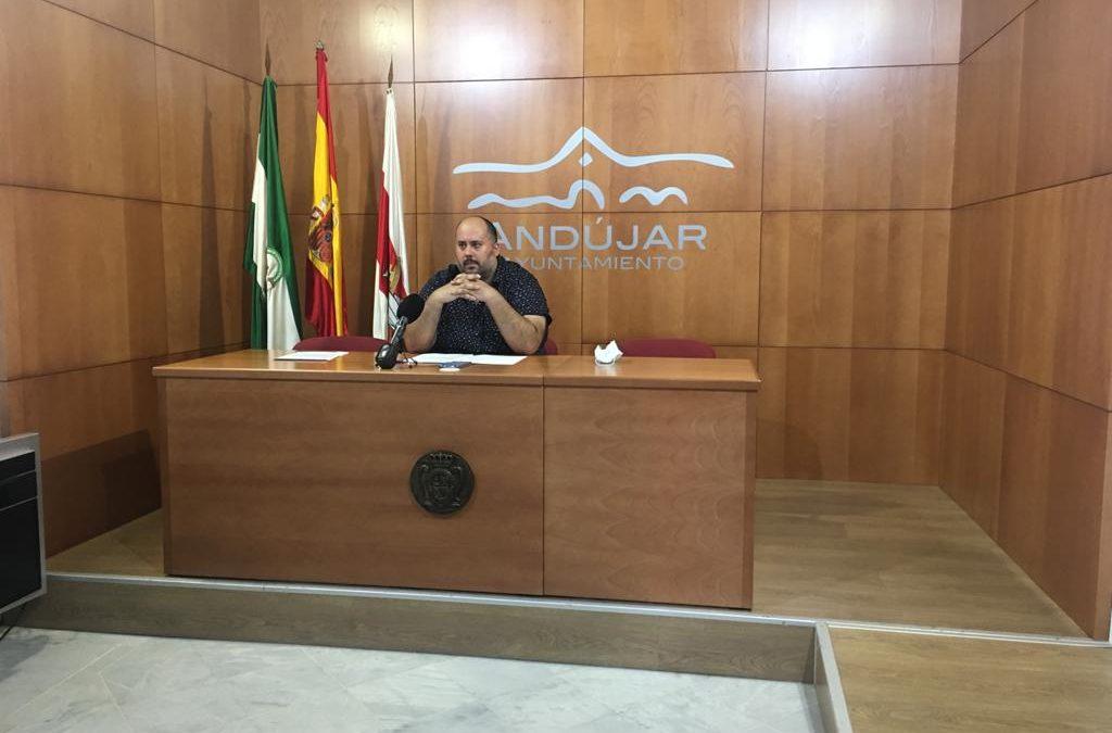 A partir del 12 de agosto se podrán solicitar las ayudas al alquiler del Ayuntamiento de Andújar