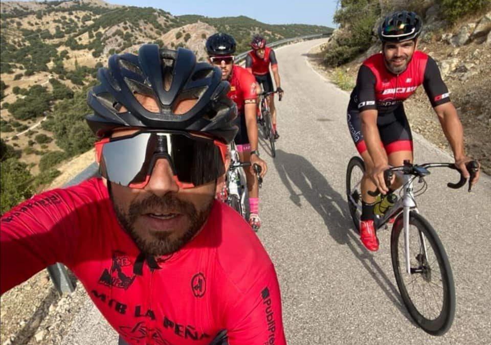 Los ciclistas de Martos retoman su actividad
