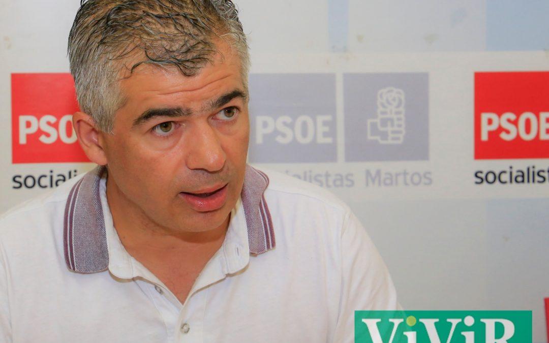 """Torres: """"Otra semana sin que la Junta se defina sobre el suelo industrial en Martos"""""""