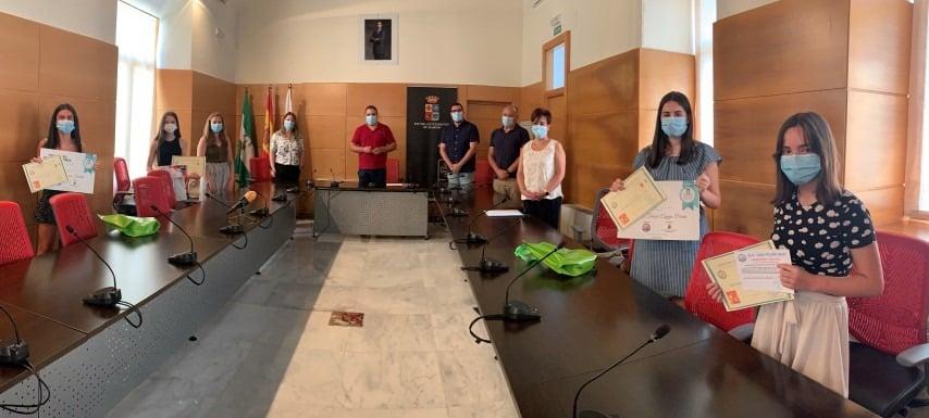 Premio a la solidaridad de los estudiantes durante el confinamiento