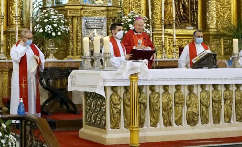 Cambios en la Parroquia de Santa María La Mayor