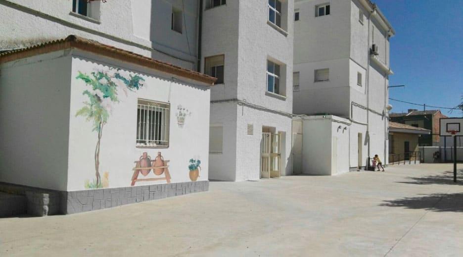 La Junta anuncia obras en el colegio por importe de 71.500 euros