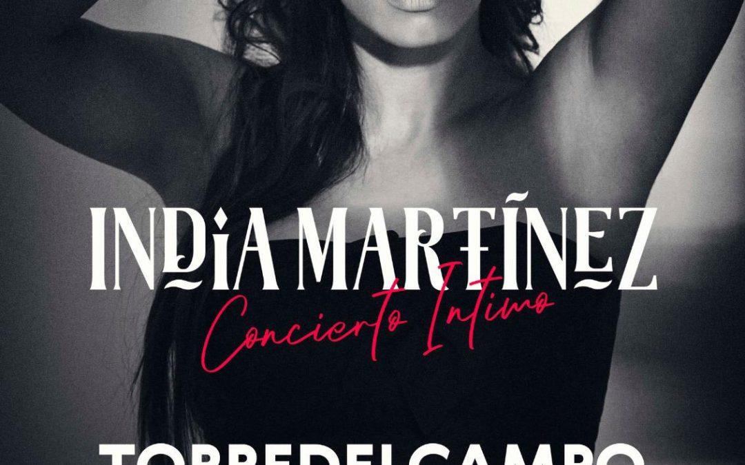 Las entradas para el concierto de India Martínez están a la venta desde esta tarde en PUB Metro