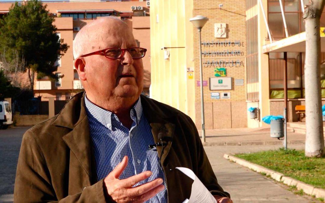 La sociedad jiennense despide a Juan Conde, alcalde de Andújar y Cruz al Mérito Agrario del Ministerio de Agricultura