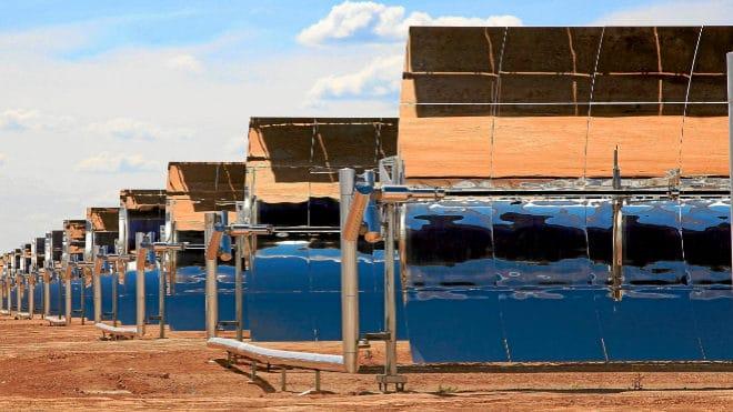 ENCE proyecta una planta fotovoltaica de 100 MW en Andújar