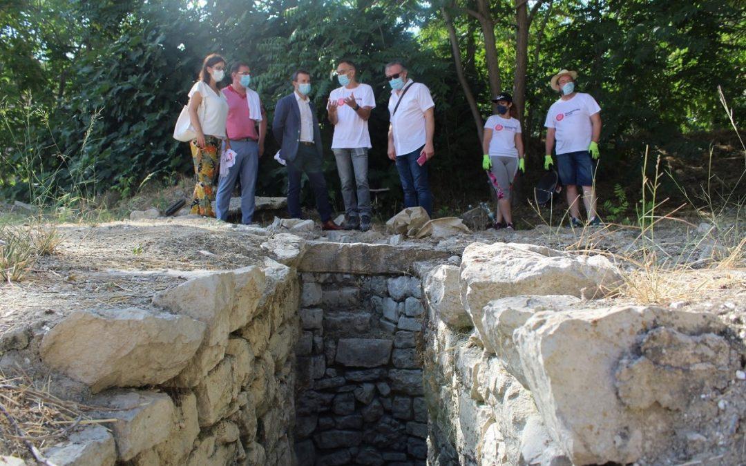 Casi 20 años después comienza la excavación en Marroquíes Bajos con el impulso del Ayuntamiento