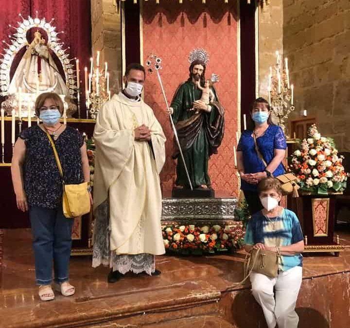 Cambios en la Parroquia de San Eufrasio