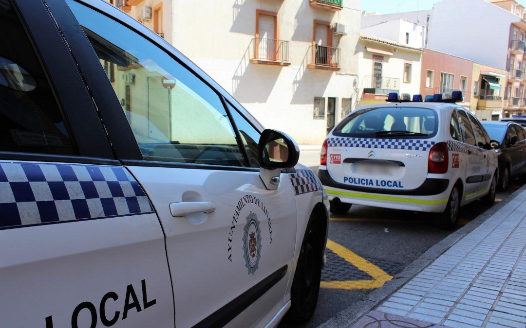 Más de 500 personas se presentarán en la convocatoria de 20 plazas para la Policía Local