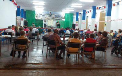 Éxito de la primera noche del Circuito de Jóvenes Flamencos con un público modélico en el respeto de la normativa