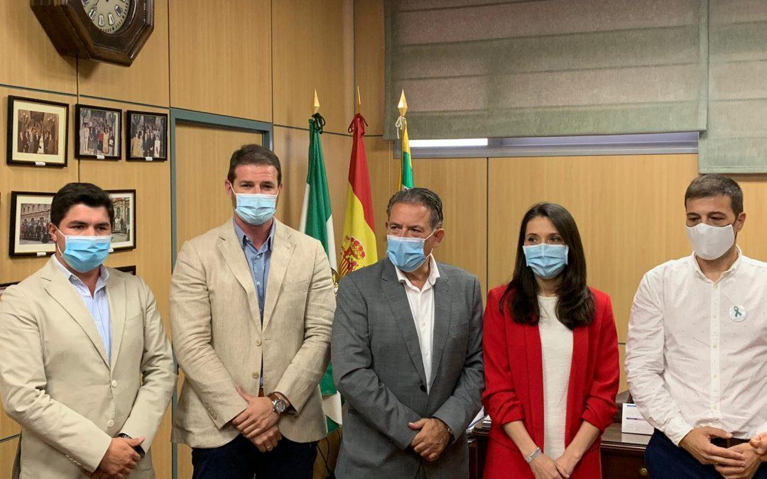 Ciudadanos preguntará este miércoles en el Parlamento de Andalucía por el estado del ramal de Vadollano-Linares