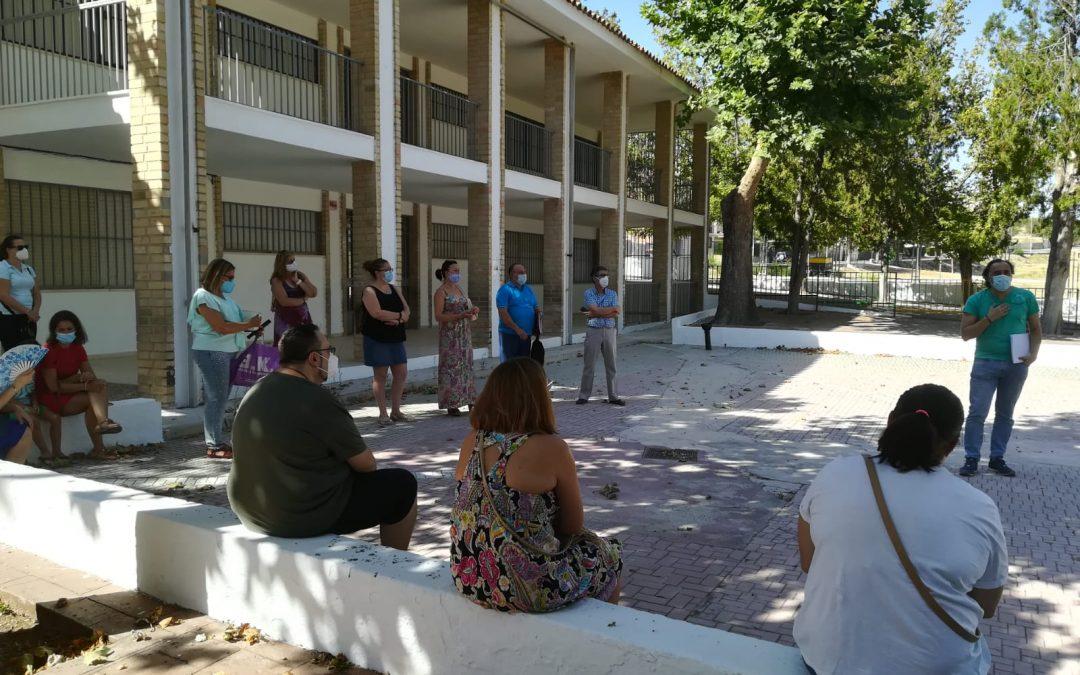 Colegios y Ayuntamiento inician las reuniones para plantear la vuelta al cole en septiembre
