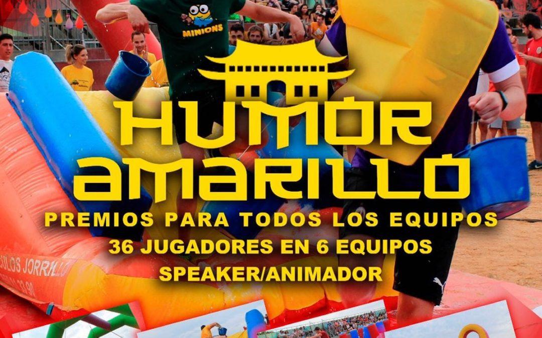 """Humor amarillo"" llega a Lopera"